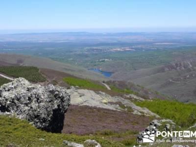 Senderismo Segovia - Macizo de la Buitrera; botas trekking madrid